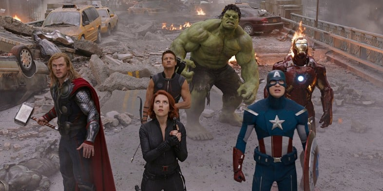Greatest-Superhero-Films-The-Avengers