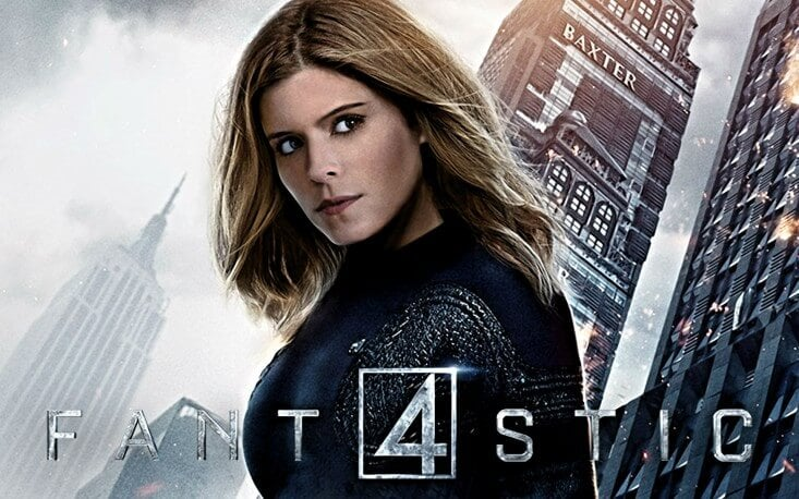 Kate-Mara-as-The-Invisible-Woman-in-Fantastic-Four-Poster-Wallpaper
