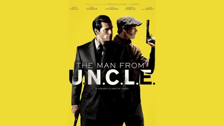 The-Man-from-U.N.C.L.E.-2015-Poster-Wallpapers