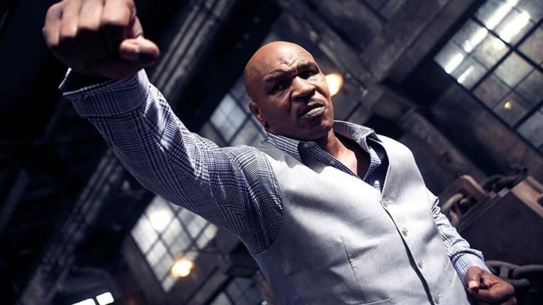 mike tyson ip man