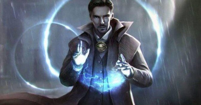 dr strange fan art