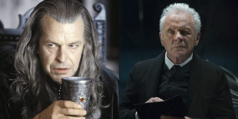 DENETHOR – ANTHONY HOPKINS