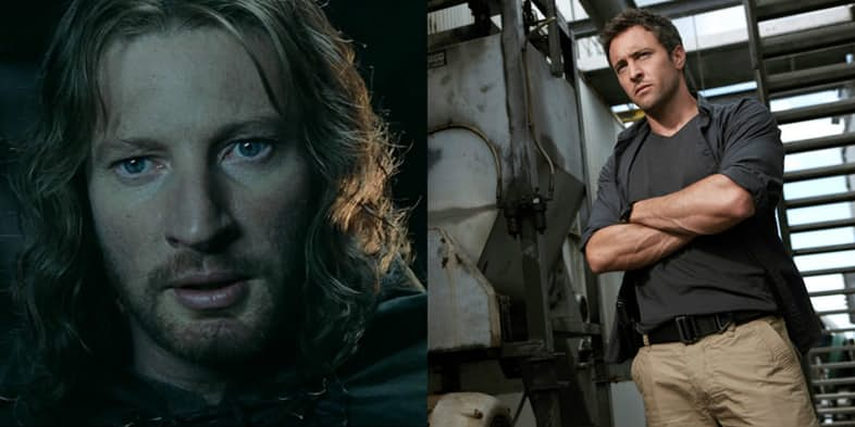 FARAMIR – ALEX O'LOUGHLIN