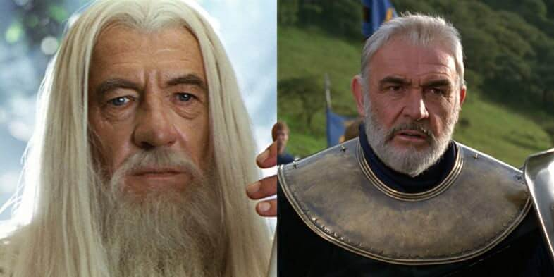 GANDALF – SEAN CONNERY