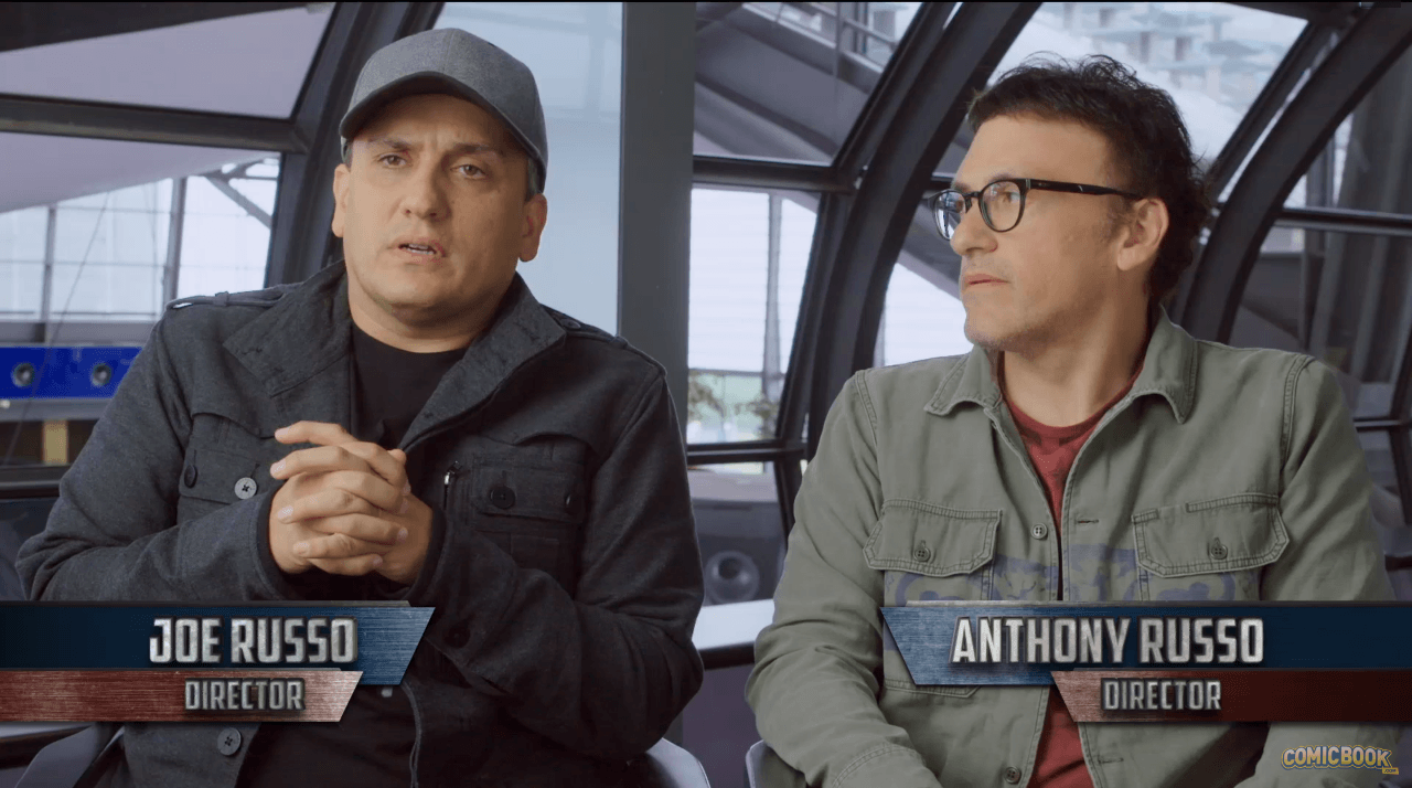 Avengers 4 director Russo Brothers