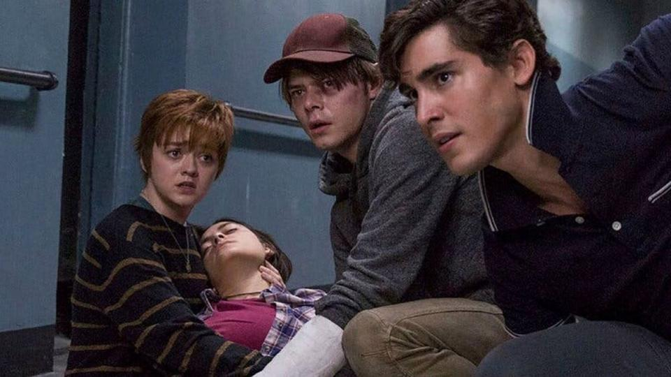 The New Mutants images
